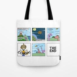 Conga! Tote Bag