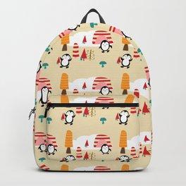 Oriana Penguin Backpack