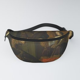 Christoffel Pierson - Circe and Odysseus' Company Fanny Pack