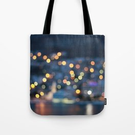 Croatian Bokeh  Tote Bag