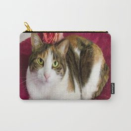 Antigone romantic kitty Carry-All Pouch