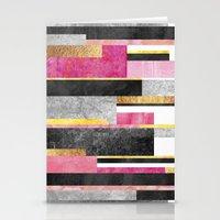 skyline Stationery Cards featuring Skyline by Elisabeth Fredriksson