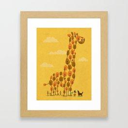 How Tall(High) Can You Grow Framed Art Print
