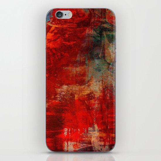 ¿Qué Esperas De Mí? iPhone & iPod Skin