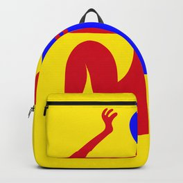 Hey, lady Backpack