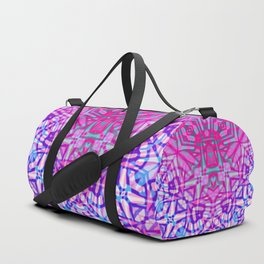 Ethnic Tribal Pattern G327 Duffle Bag