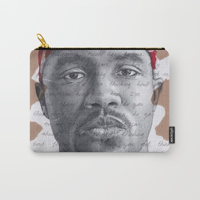 Thinkin' Bout You Carry-All Pouch