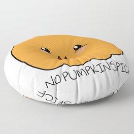 Kawaii Pumpkin Floor Pillow