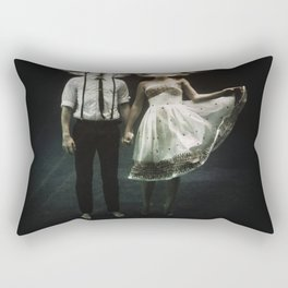 abyss of the disheartened : IV Rectangular Pillow