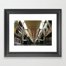 Entrance to The Fourth Dimension  Framed Art Print