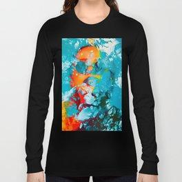 Sana, the colorful woman Long Sleeve T-shirt