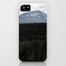 PNW Wonderland iPhone Case