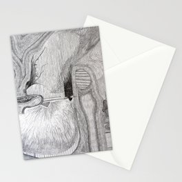 Pathways 4 Stationery Cards