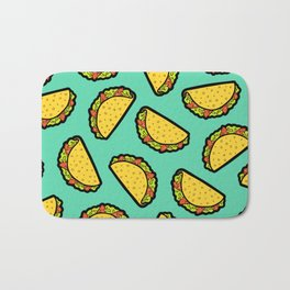 It's Taco Time! Bath Mat