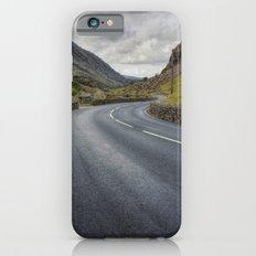 Llanberis Pass Winding Road Slim Case iPhone 6s