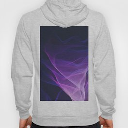 Out of the Blue - Pink, Blue and Ultra Violet Hoody