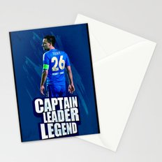 John Terry - Captain Leader Legend Stationery Cards