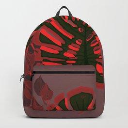 Monstera Spring Celebration Backpack