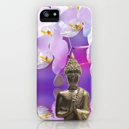 Buddha 12 iPhone Case
