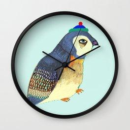 Cutest Penguin Wall Clock