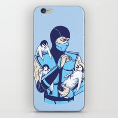 Animality iPhone & iPod Skin