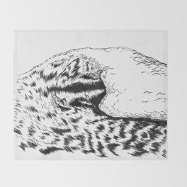 SURFRIDER Throw Blanket