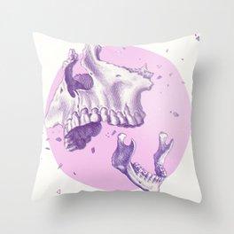 La risa Throw Pillow