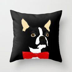 Bogarts Uncle Throw Pillow