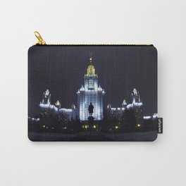 Night Life of Alma Mater III Carry-All Pouch