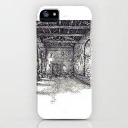 Loggia - Castiglion Fiorentino iPhone Case