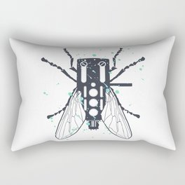 Cartridgebug Rectangular Pillow