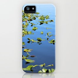 On the Lake iPhone Case