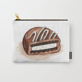 Chocolate Covered Cookie Carry-All Pouch