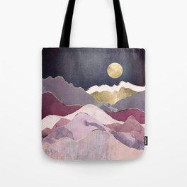 Raspberry Dream Tote Bag