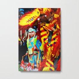 Soul Protector Metal Print