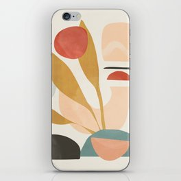 Abstract Shapes 20 iPhone Skin