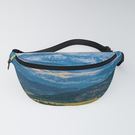 Outside of Ridgway Fanny Pack