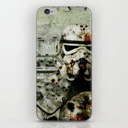 Imperial Walking Dead iPhone Skin