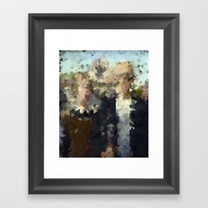 Panelscape Iconic - American Gothic Framed Art Print