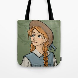 """Anne With an """"E"""" Tote Bag"""