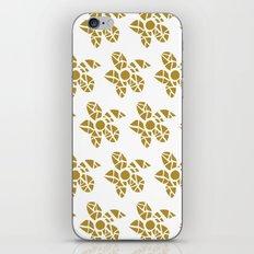 Mosaic Flowers iPhone & iPod Skin