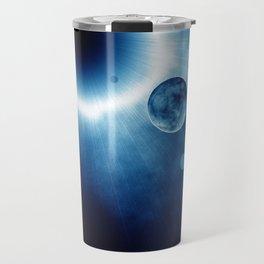 BLUE MOON FLARES Travel Mug