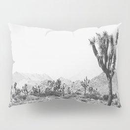 Joshua Tree Monochrome, No. 1 Pillow Sham