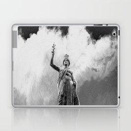 Monument Series: Gravity Angel #4 Laptop & iPad Skin