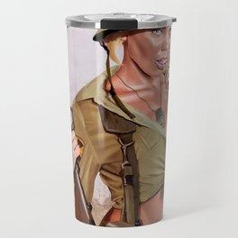 Sexy grunt Travel Mug