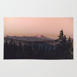 Mountain Morning IV Rug