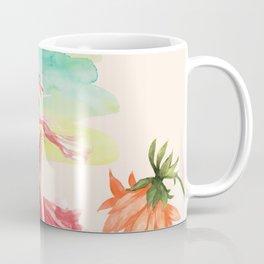 Charming Girl Coffee Mug