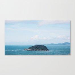 Little Island in June Canvas Print