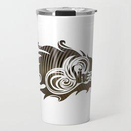 Sher (Lion) Travel Mug