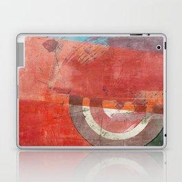 Di Lambretta a Milano (Lambretta in Milan) Laptop & iPad Skin